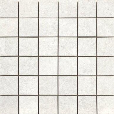 Mozaika Grunge White