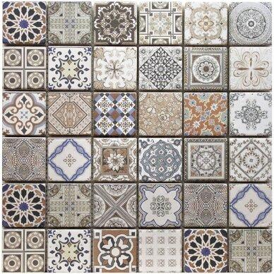 Mozaika Malla Gaudi Colors