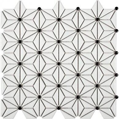 Mozaika Malla Tokyo White