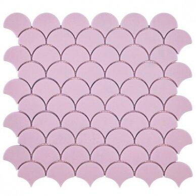 Mozaika Rock Art Shell Rosa