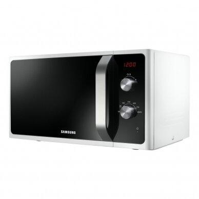 Mikrobangų krosnelė Samsung MS23F300EEW/BA 2