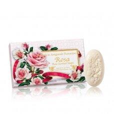 Muilų rinkinys Saponificio Artigianale Fiorentino rožių kvapo 3x100 g