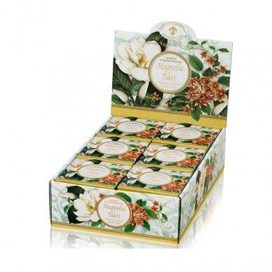 Muilas Saponificio Artigianale Fiorentino magnolijos ir apelsinų žiedų kvapo 100 g 3