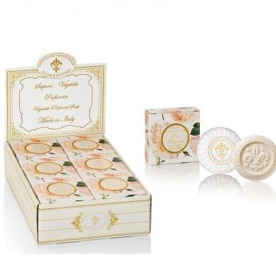 Muilas Saponificio Artigianale Fiorentino rožių žiedų kvapo 100 g 3