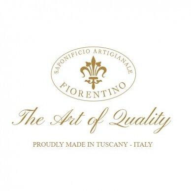 Muilų rinkinys Saponificio Artigianale Fiorentino rožių žiedų kvapo 3x100 g 2