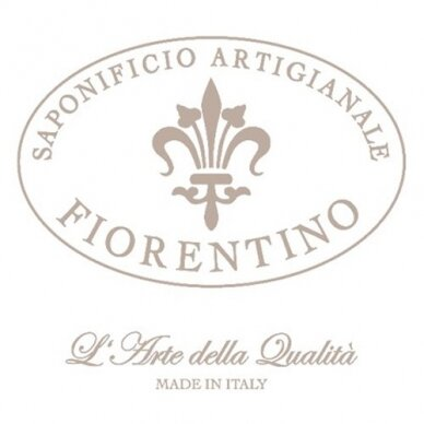 Muilų rinkinys Saponificio Artigianale Fiorentino rožių kvapo 3x125g 2