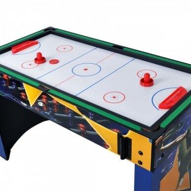 Multifunkcinis žaidimų stalas Worker 13-in-1 81x113x62 cm 4