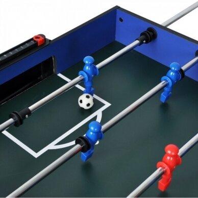 Multifunkcinis žaidimų stalas Worker 13-in-1 81x113x62 cm 5