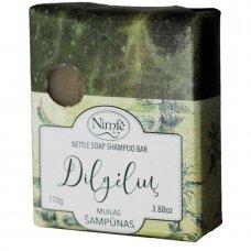 Natūralus muilas šampūnas Nimfė Dilgėlių