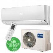 Oro kondicionieriai / Šilumos siurbliai (iki -30°C)