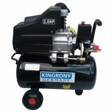 Oro kompresorius Kingrony, 24 l, 2 AG