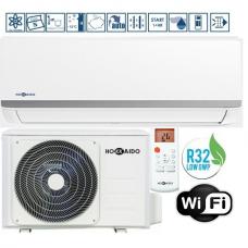 Oro kondicionierius-šilumos siurblys HOKKAIDO INAZAMI  A+++ Šaldymas 2,64 KW / Šildymas 2,93 kw