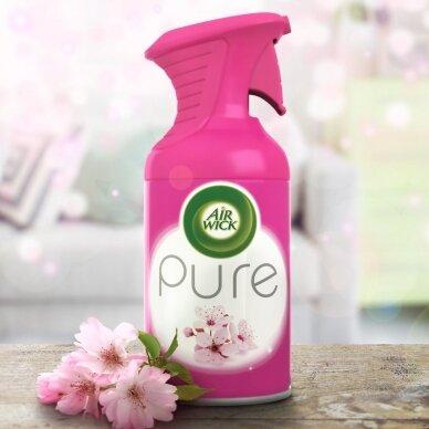 Oro gaiviklis AIRWICK Pure Cherry Blossom, 250 ml