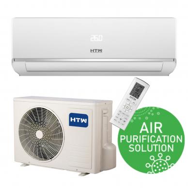 Oro kondicionierius - šilumos siurblys HTWS026IX90SR32C-SION