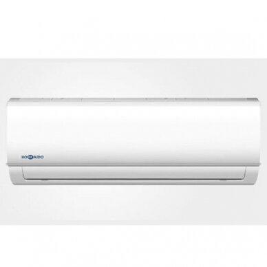 Oro kondicionierius / šilumos siurblys oras-oras HOKKAIDO ACTIVE LINE HKEU 353 ZAL / HCNI 353 ZA šald. 3,51kW / šild. 3,81kW