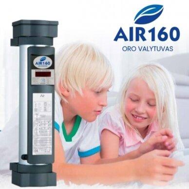 Oro valytuvas Air 160 su UV-C lempa
