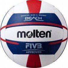 Paplūdimio tinklinio kamuolys MOLTEN V5B5000