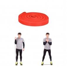 Pasipriešinimo guma - kilpa inSPORTline Hangy 100cm 13mm (lengvas)