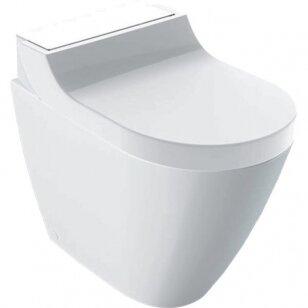 Pastatomas WC puodas ir išmanusis dangtis Geberit AquaClean Tuma Classic