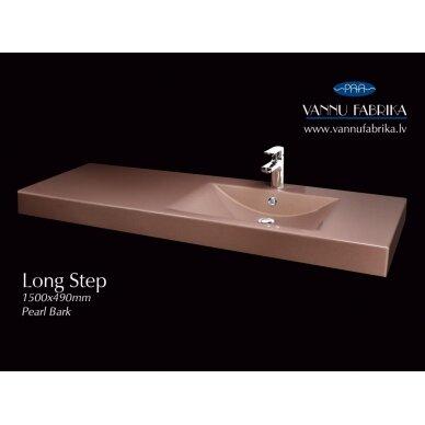Akmens masės praustuvas PAA Long Step 150 cm 2