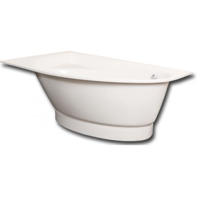 Akmens masės vonia PAA Tre Grande 170 cm 5