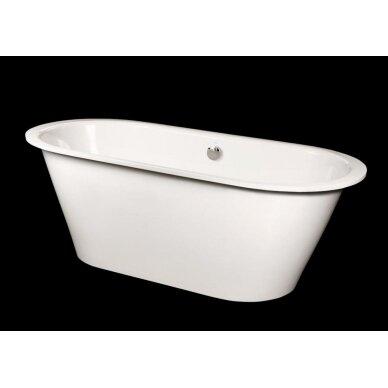 Akmens masės vonia PAA Vario Grande 185-175x80 cm 4