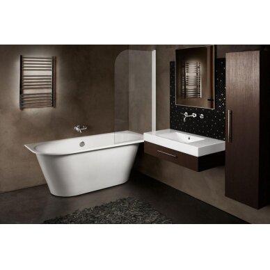 Akmens masės vonia PAA Vario XL 175-185 cm 2
