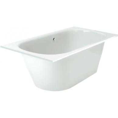 Akmens masės vonia PAA Vario Grande 185-175x80 cm 2