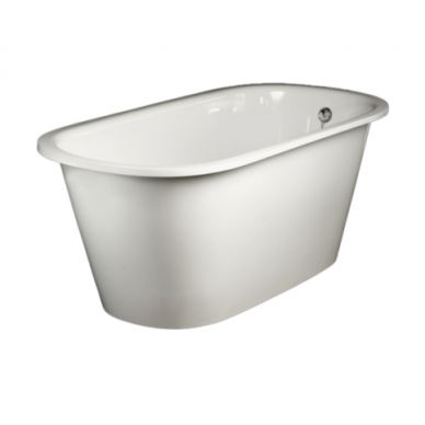 Akmens masės vonia PAA Vario Round 166x75 cm 3
