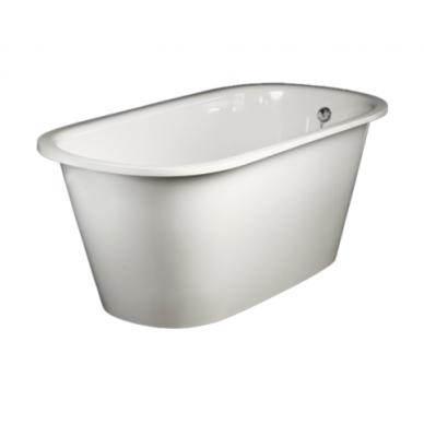 Akmens masės vonia PAA Vario Round 166 cm 3