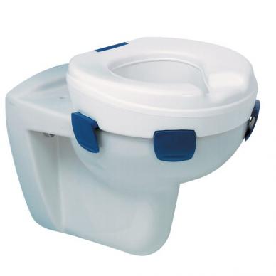Paaukštinta tualeto sėdynė Clipper 2