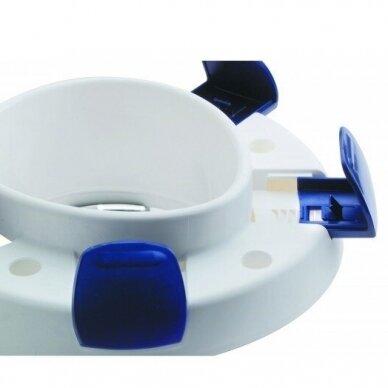 Paaukštinta tualeto sėdynė Clipper 3