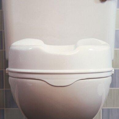 Paaukštinta tualeto sėdynė Savanah 2
