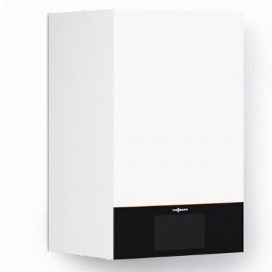 Pakabinamas dujinis katilas VITODENS 200-W 25 kW, VIESSMANN