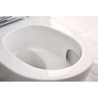 Pakabinamas wc puodas Geberit One 3