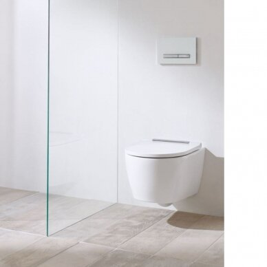 Pakabinamas wc puodas Geberit One
