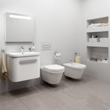 Pakabinamas WC puodas Ravak Chrome RimOff 3
