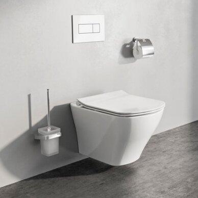 Pakabinamas WC puodas Ravak Classic RimOff
