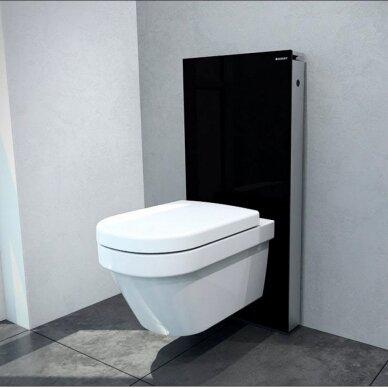 Pakabinamo WC modulis Geberit Monolith, 114 cm (įv. spalvų) 3