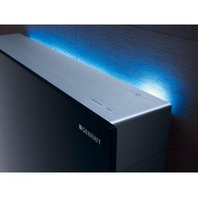 Pakabinamo WC modulis Geberit Monolith Plus, 101 cm (įv. spalvų) 4