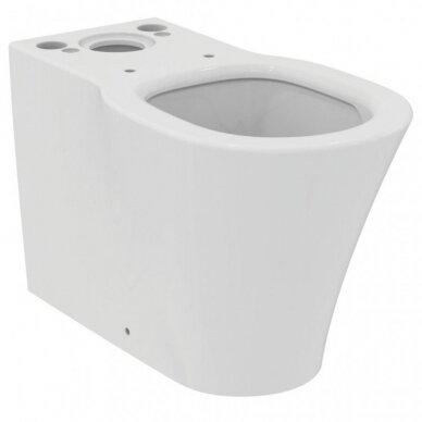 Pastatomas klozetas Ideal Standard Connect Air Aquablade su Soft Close dangčiu 4