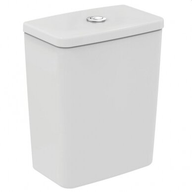 Pastatomas klozetas Ideal Standard Connect Air Aquablade su Soft Close dangčiu 5