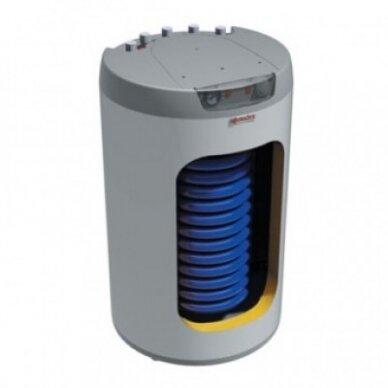 Pastatomas netiesioginio šildymo tūrinis vandens šildytuvas Dražice OKC 125 NTR/HV 2