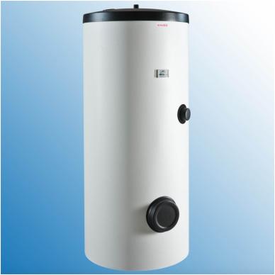 Greitaeigis pastatomas netiesioginio šildymo vandens šildytuvas šilumos siurbliams Dražice OKC 250 NTR/HP, 234 l