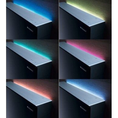 Pastatomo WC modulis Geberit Monolith Plus, 101 cm (įv. spalvų) 8