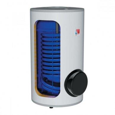 Pastatotmas greitaeigis netiesioginio šildymo vandens šildytuvas Dražice OKC 200 NTR/BP 2