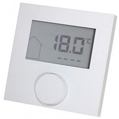 Patalpos termostatas Kermi Xnet LCD 230V 2