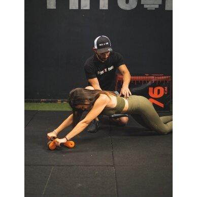 Pilvo raumenų treniruoklis SVELTUS 2609 3