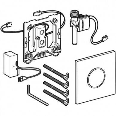 Pisuaro valdymo mygtukas Geberit Type 01 2