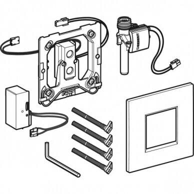 Pisuaro valdymo mygtukas Geberit Type 30 2
